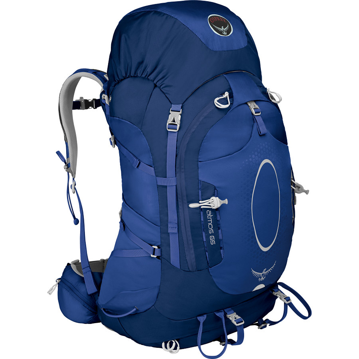 photo: Osprey Atmos 65 weekend pack (50-69l)