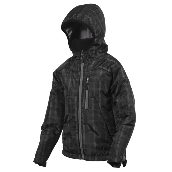 photo: Marker USA Helix Quilted Jacket synthetic insulated jacket