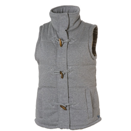 photo: Roxy Skyline Vest fleece vest