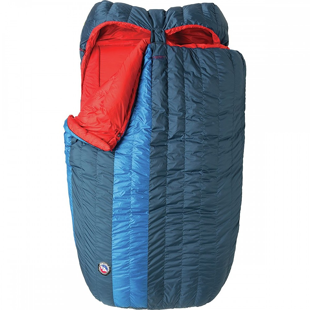 photo: Big Agnes King Solomon 15° 3-season down sleeping bag