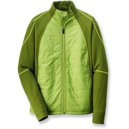 photo: REI Airflyte Hybrid Jacket synthetic insulated jacket