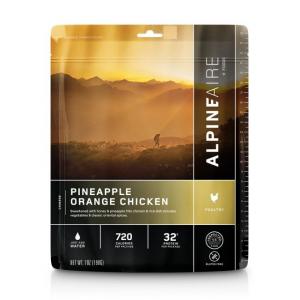 AlpineAire Foods Pineapple Orange Chicken