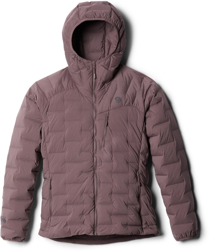 photo: Mountain Hardwear Super/DS StretchDown Hooded Down Jacket down insulated jacket