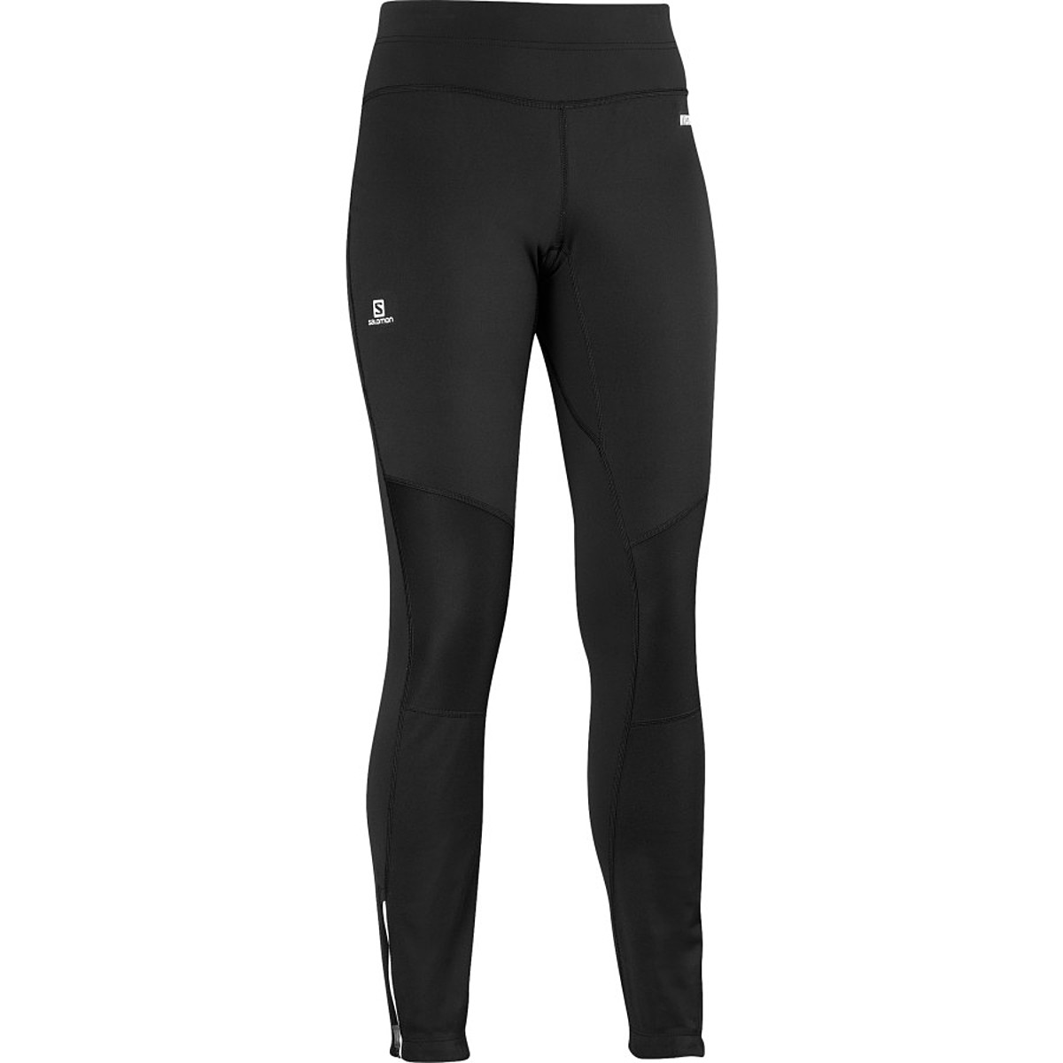 photo: Salomon Women's Windstopper Trail Tight soft shell pant