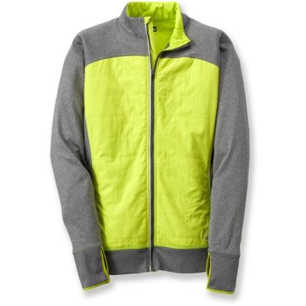 photo: REI Women's Airflyte Hybrid Jacket synthetic insulated jacket