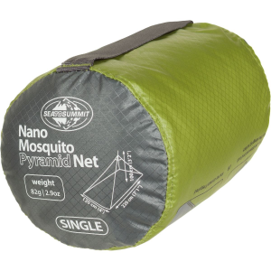 Sea to Summit Nano Mosquito Pyramid Net Shelter