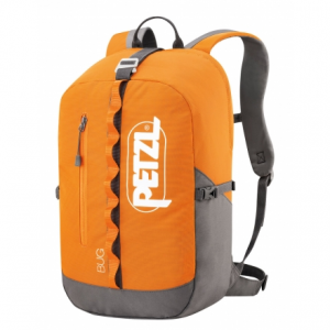 photo: Petzl Bug daypack (under 2,000 cu in)