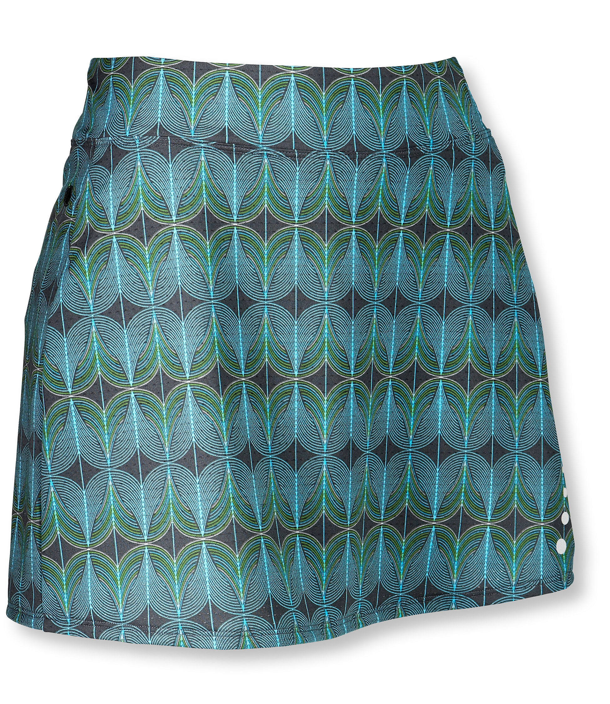 photo: L.L.Bean Fitness Skort, Multi Print short/skirt