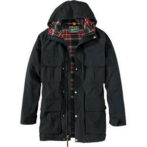 Woolrich Wool-Lined Mountain Parka