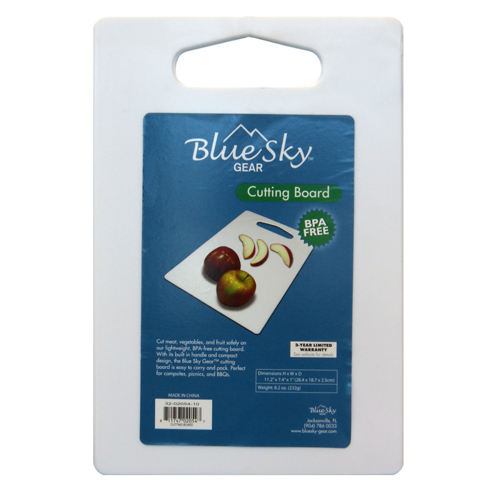 Blue Sky Gear Cutting Board
