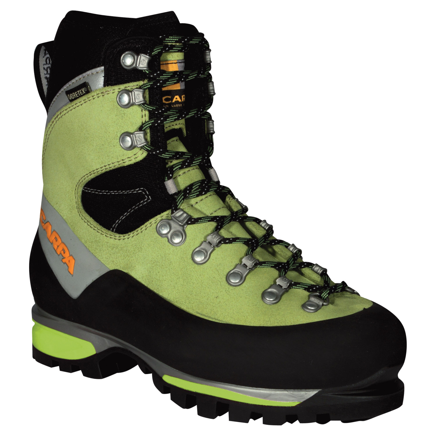 photo: Scarpa Women's Mont Blanc GTX mountaineering boot