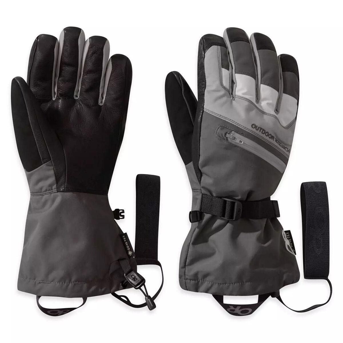 photo: Outdoor Research Southback Sensor Gloves waterproof glove/mitten