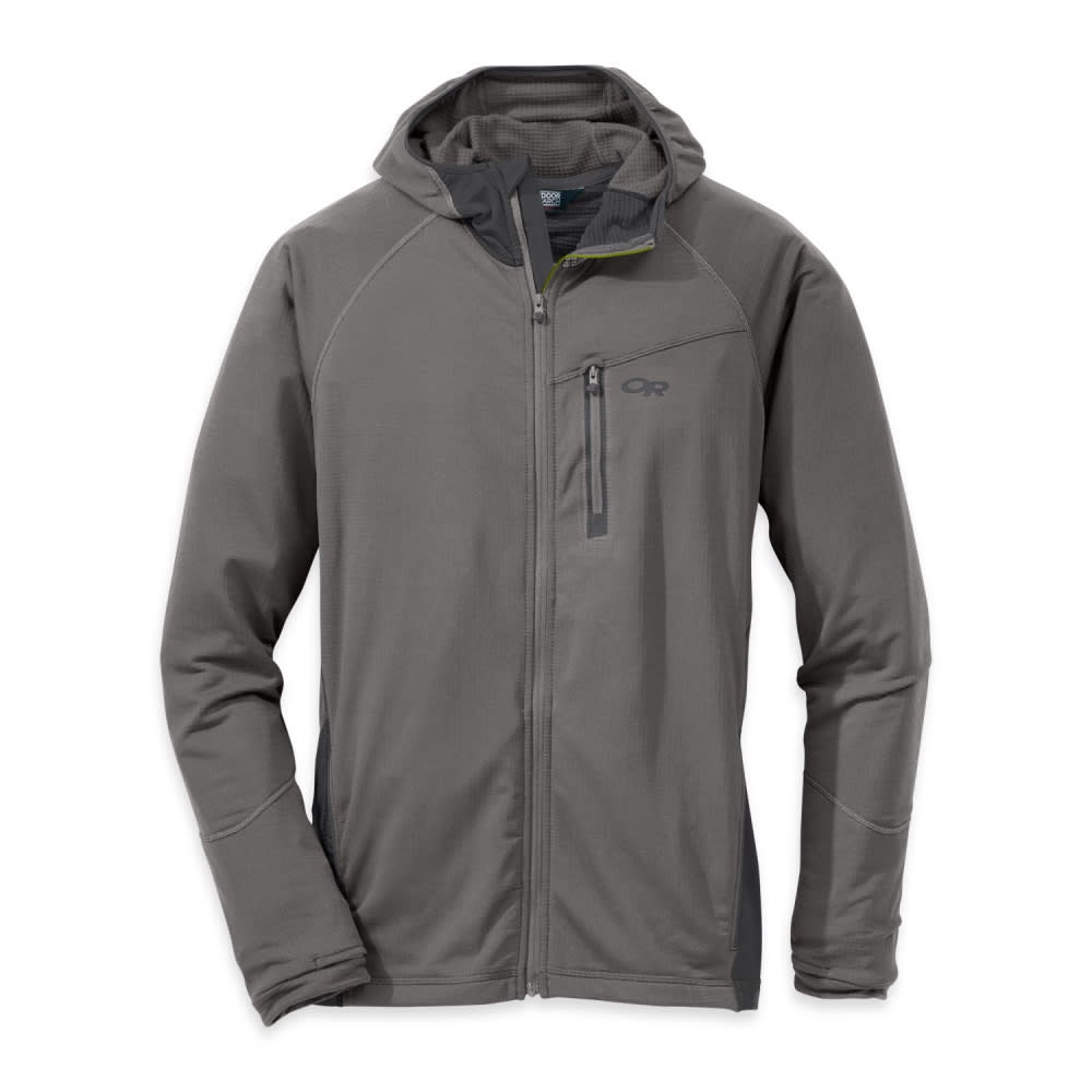 photo: Outdoor Research Transition Hoody fleece jacket