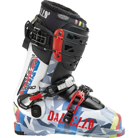 photo: Dalbello Il Moro T I.D. Ski Boot alpine touring boot