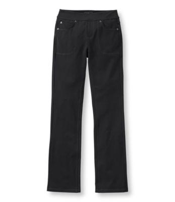 L.L.Bean 5-Pocket Performance Pants, Straight Leg