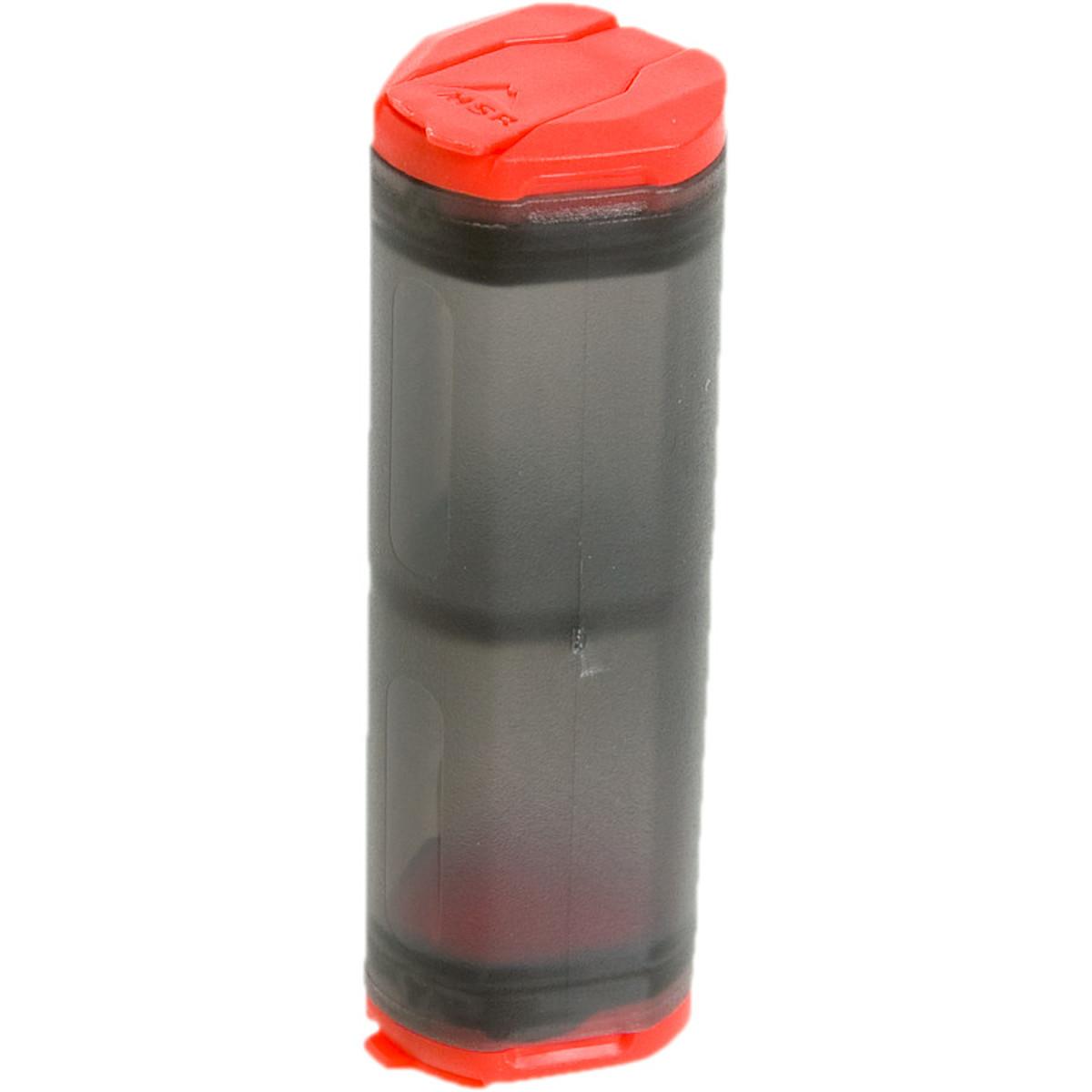 photo: MSR Alpine Salt & Pepper Shaker storage container