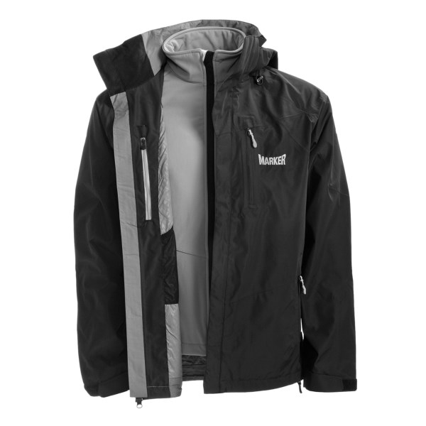 photo: Marker USA Zodiac Gore-Tex component (3-in-1) jacket