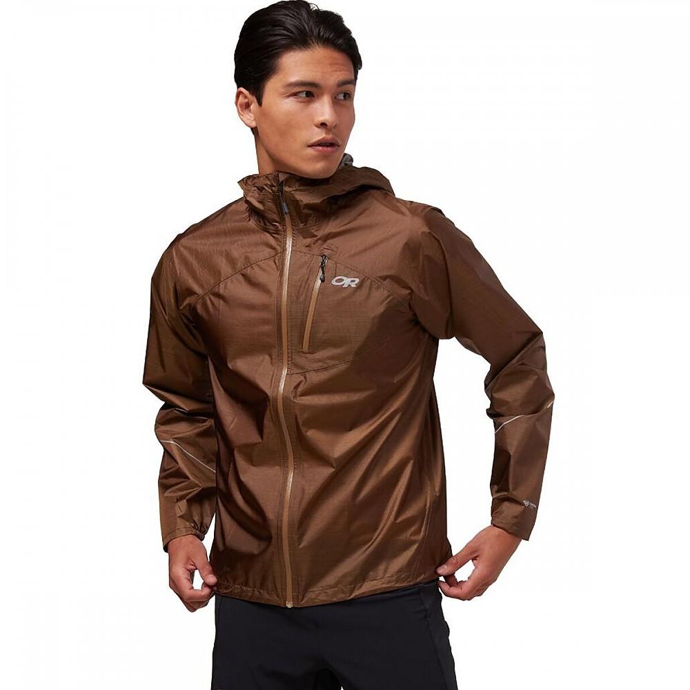 photo: Outdoor Research Helium Rain Jacket waterproof jacket