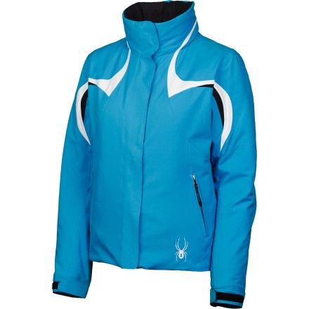 photo: Spyder Women's Lightning Jacket synthetic insulated jacket