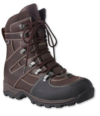 photo: L.L.Bean Men's Wildcat Boots, Lace-Up hiking boot