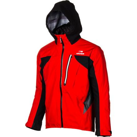 photo: Eider Target System Jacket component (3-in-1) jacket