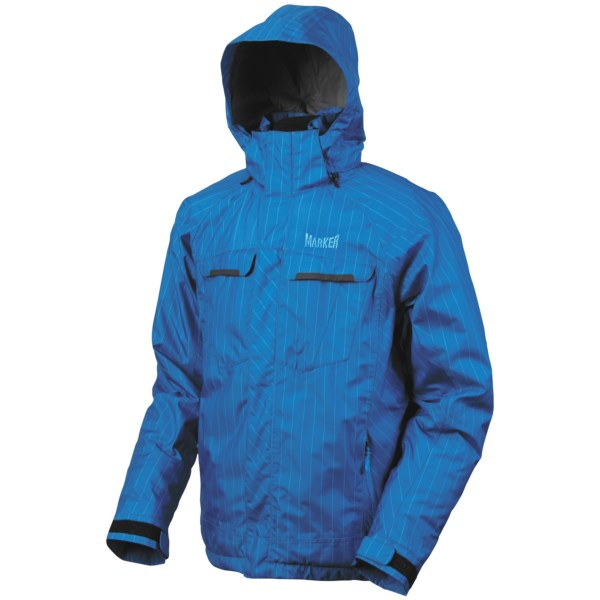 photo: Marker USA Empire Shell synthetic insulated jacket