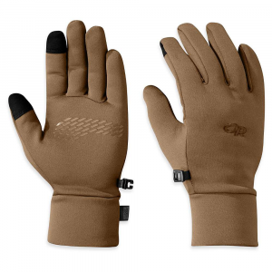 photo: Outdoor Research PL 100 Sensor Gloves fleece glove/mitten