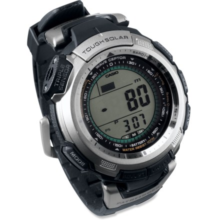 photo: Casio Pathfinder PAW1300-1V compass watch