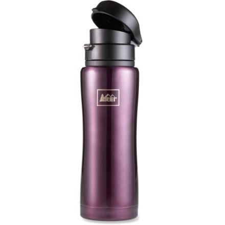 photo: REI Flip-Top Vacuum Bottle - 20 fl. oz. thermos