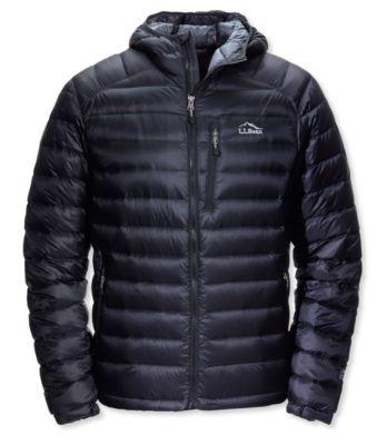 L.L.Bean Ultralight 850 Down Hooded Jacket
