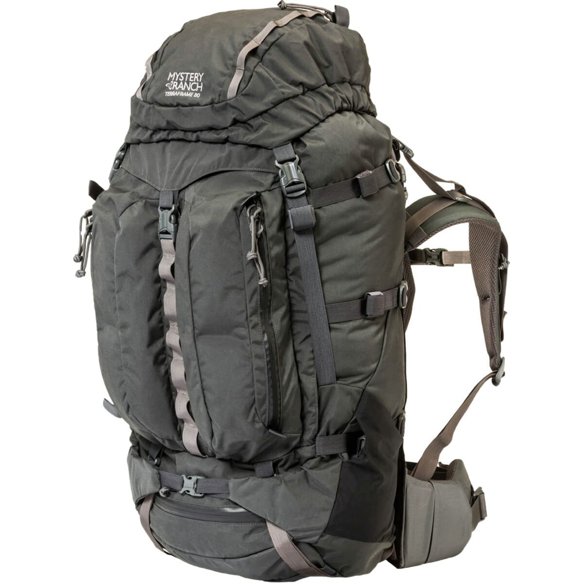 photo: Mystery Ranch Terraframe 80 expedition pack (70l+)