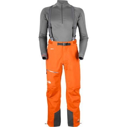 photo: The North Face Point Five Pants waterproof pant