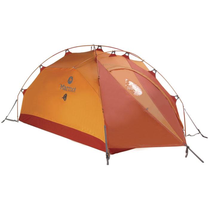 photo: Marmot Alpinist 2P four-season tent