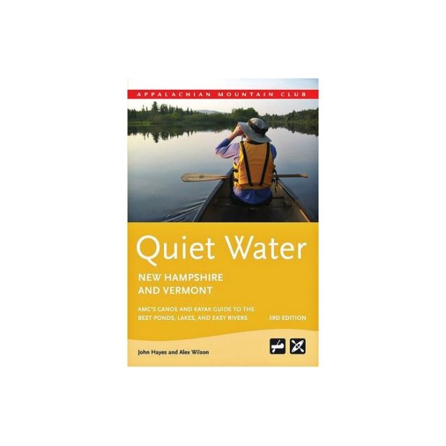 photo: Appalachian Mountain Club Quiet Water: New Hampshire and Vermont us northeast guidebook