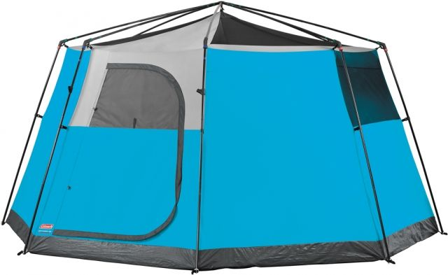photo: Coleman Octagon 98 three-season tent