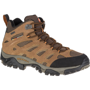 photo: Merrell Men's Moab Mid Waterproof hiking boot