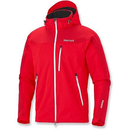 photo: Marmot Super Hero Jacket soft shell jacket