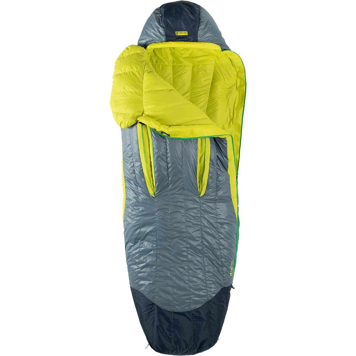 photo: NEMO Disco 30 3-season down sleeping bag