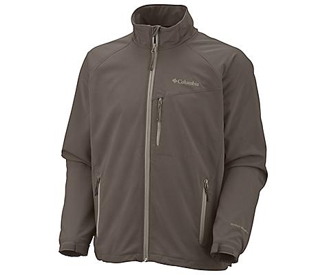 photo: Columbia Heatstream Softshell soft shell jacket