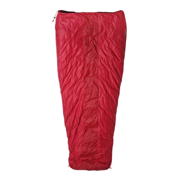 photo: Marmot Bridger 40 Semi Rec warm weather down sleeping bag
