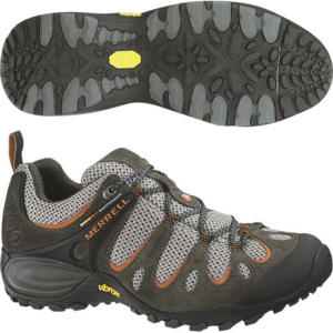 photo: Merrell Chameleon Iso trail shoe