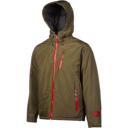 photo: Flylow Gear Ice Man Jacket snowsport jacket