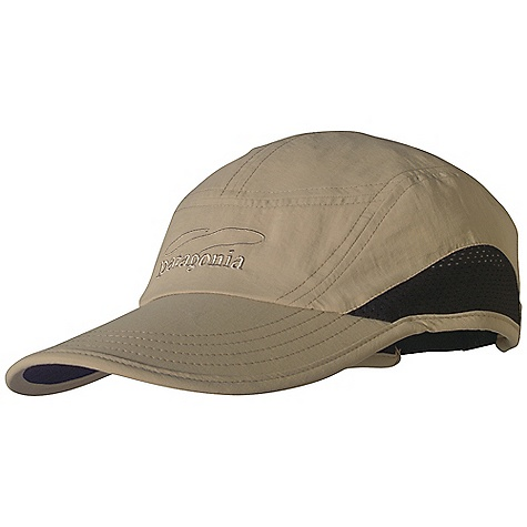 photo: Patagonia Vented Long Bill Cap sun hat