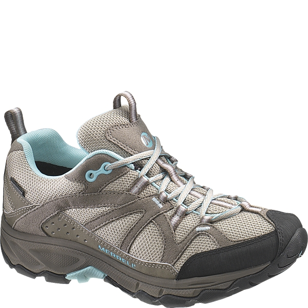 photo: Merrell Calia Waterproof trail shoe