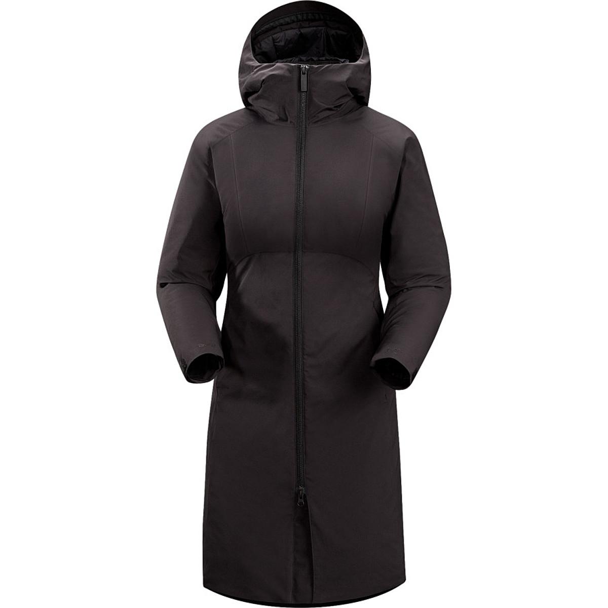 photo: Arc'teryx Sylva Parka synthetic insulated jacket
