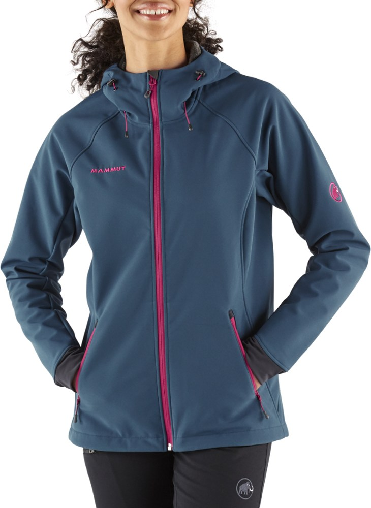 Mammut Luahna Hooded Jacket