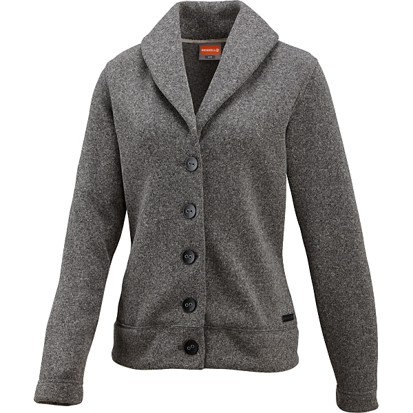 photo: Merrell Arabella fleece jacket