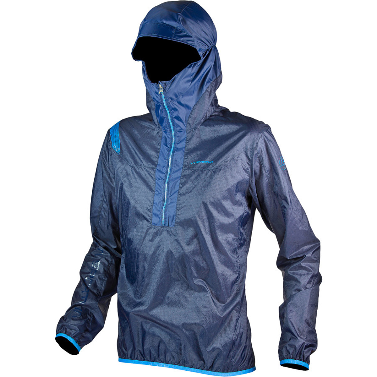 photo: La Sportiva Oxygen Windbreaker Pullover wind shirt