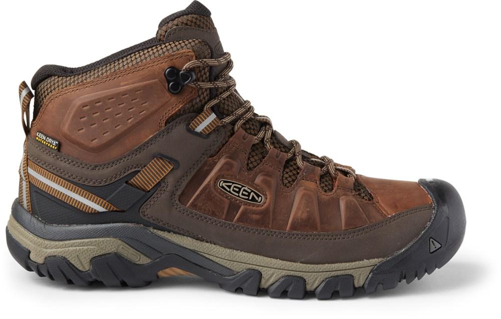 photo: Keen Targhee III Waterproof Mid hiking boot