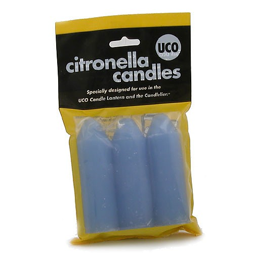 photo: UCO Citronella Candles insect repellent
